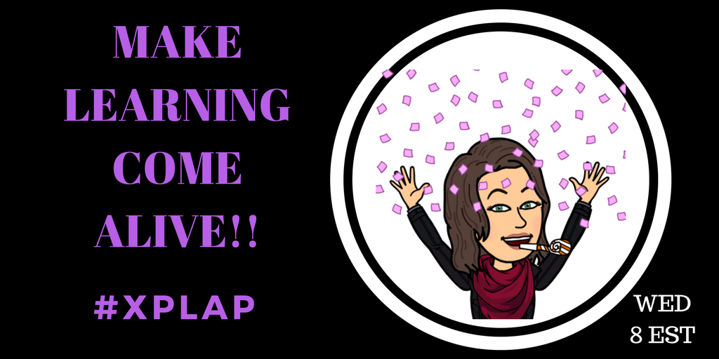 15 min till #XPLAP! Can't wait to chat with my this amazing community!  Join us!  #tlap #ditchbook https://t.co/2HoIZycXkp