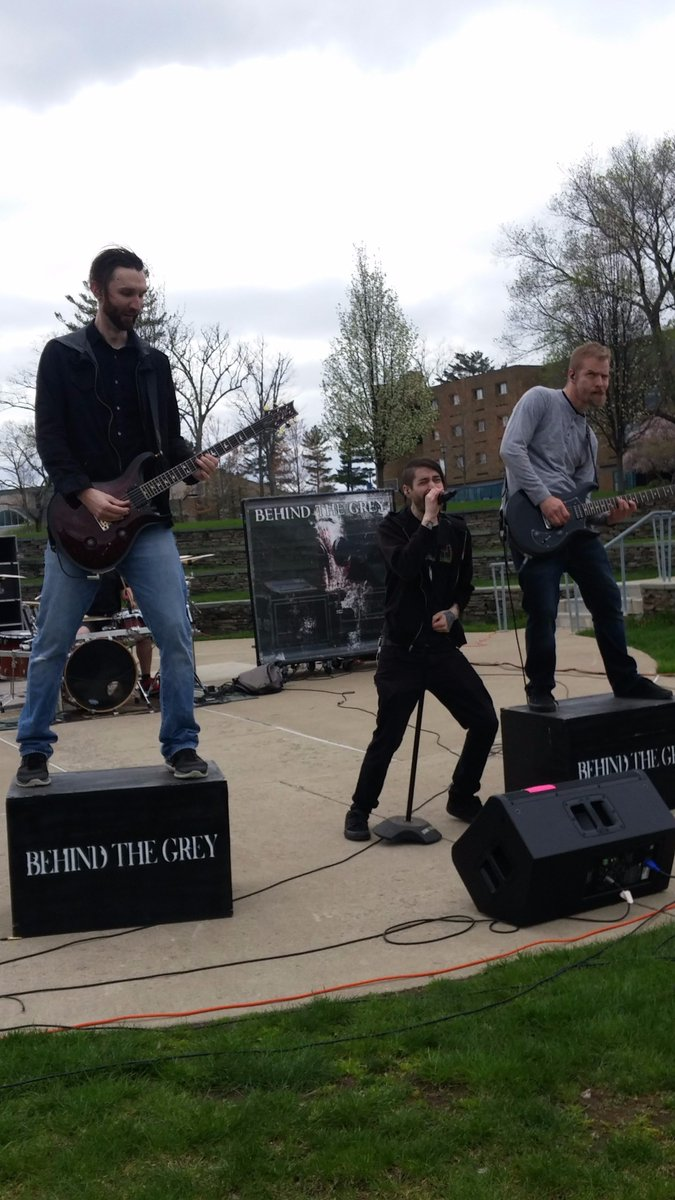 ICYMI: @BehindtheGrey rocked the stage to close out #SpringJam17 <br>http://pic.twitter.com/EPSxZZ26kn