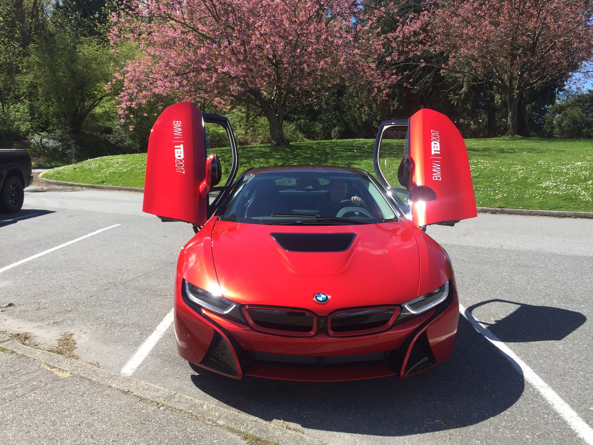 Dr Laurie Barron On Twitter Took This Bmw I8 Sports Car For A