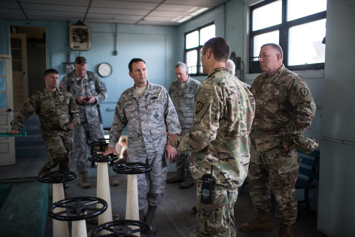 National Guard More Relevant, Ready to Face New Threats, @ChiefNGB Say...
