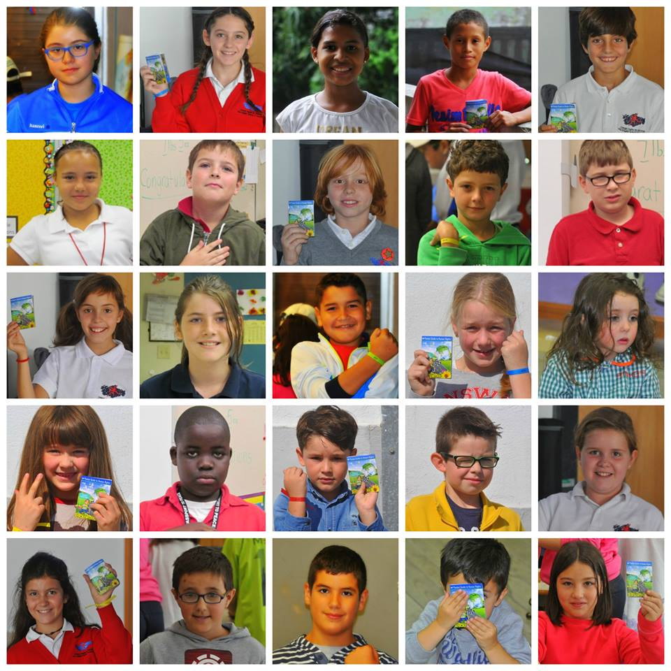 ISHR Ambassadors aroud the world. Action speaks louder than words! #humanrights #education