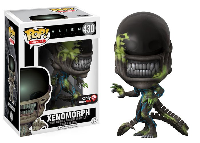Pre-order the exclusive Alien Covenant Bloody Xenomorph from @Original...
