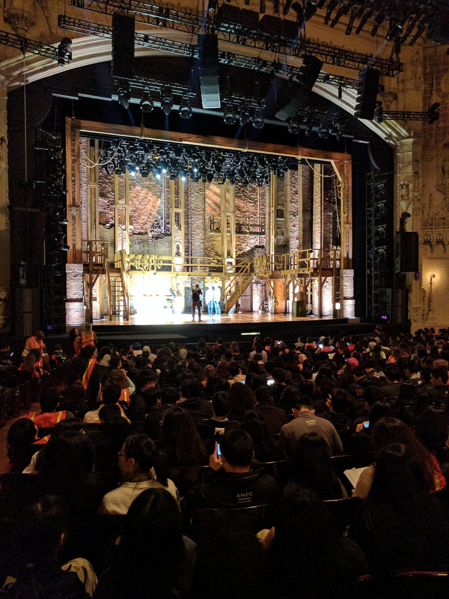 Proud to see @GoogleOrg support #EduHam today! Had a great time with SF students.