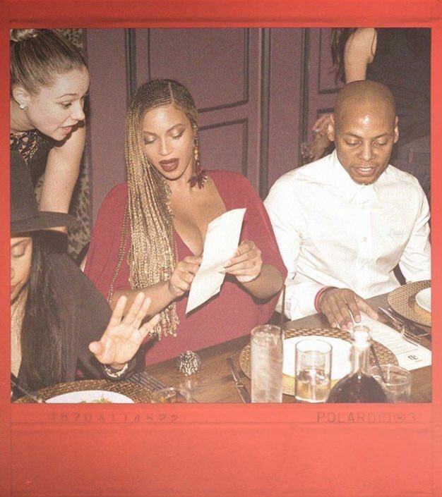 Beyoncé: No, Blue has her own money. https://t.co/0QAZ6oV83y