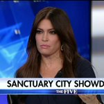 .@kimguilfoyle: Look at MS-13 & what's been happening with open borders & the sanctuary cities become a beacon...[for] criminal recidivism.