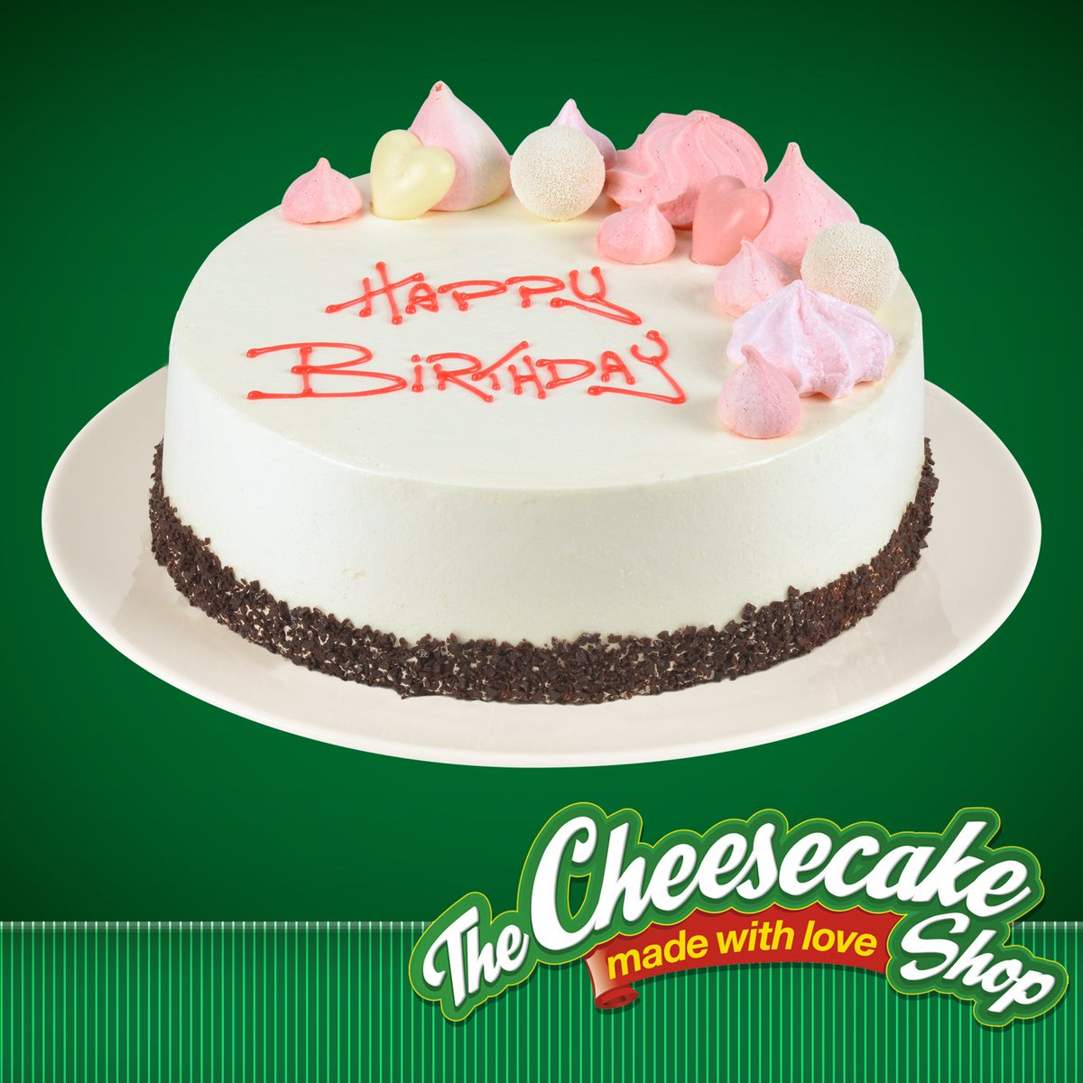 The Cheesecake Shop On Twitter Looking For That Perfectly Pretty Birthday Cake Celebrate With Our NEW Lets Pink