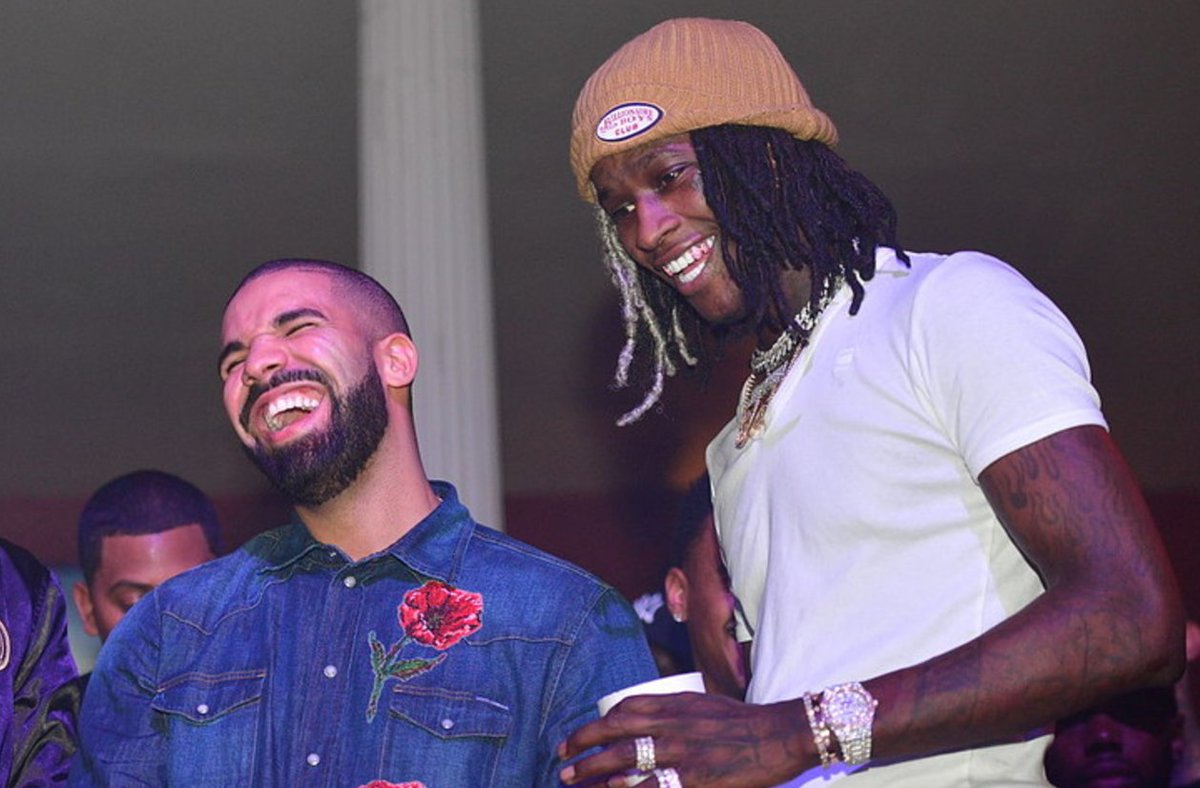 Young Thug will release a singing album executive produced by Drake: trib.al/G0Trut5