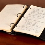 JFK's 1945 diary, filled with unedited inner thoughts on politics and his personal beliefs, sold for more than $700K https://t.co/hM0h8HjiL1