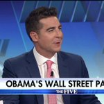 .@jessebwatters: I don't care @BarackObama's making money on Wall St...It's just the hypocrisy. [He said] that's not what he was going to do