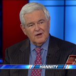 """.@NewtGingrich: """"You have a new president, building a new team, and he's learning how to master the Congress."""" #Hannity"""