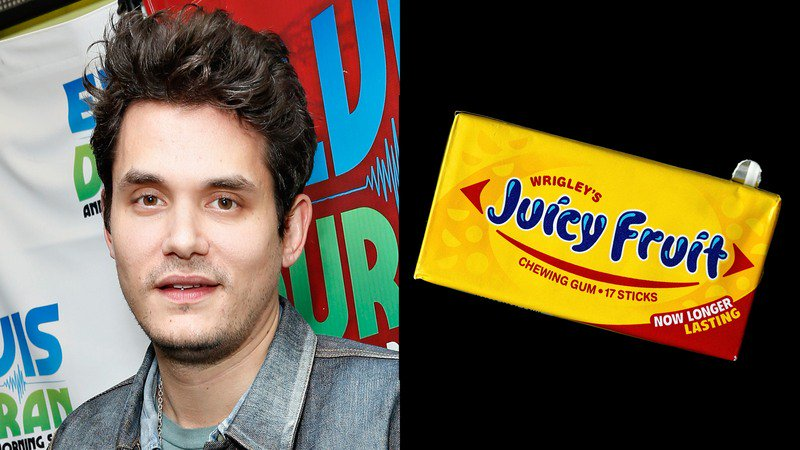 Uh Oh: Did John Mayer Forget What Chewing Gum Was Partway Through His Twitter Rant Against It? clckhl.co/CxFkktx