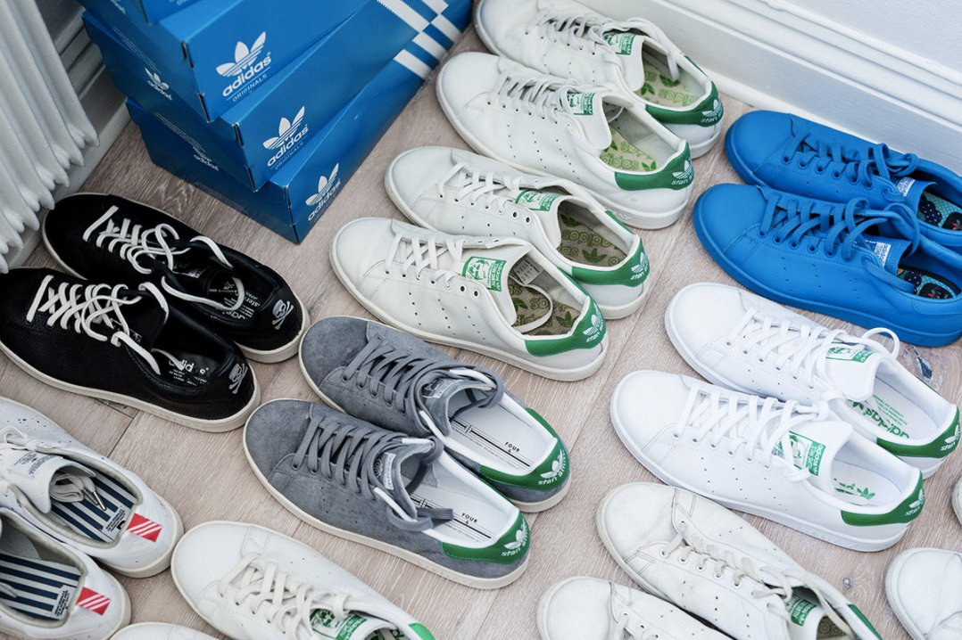 Meet The Man That Owns More Stan Smiths Than @stansmithonline. Via: @h...