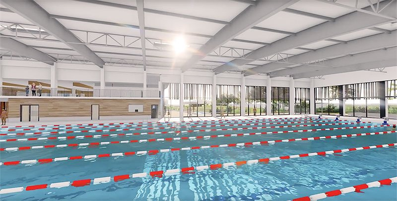 Coste architectures costearchi twitter for Rambouillet piscine