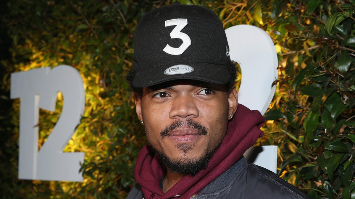 'To A Child, I Am Completely Immovable': 5 Questions With Chance The Rapper clckhl.co/eARpLqA