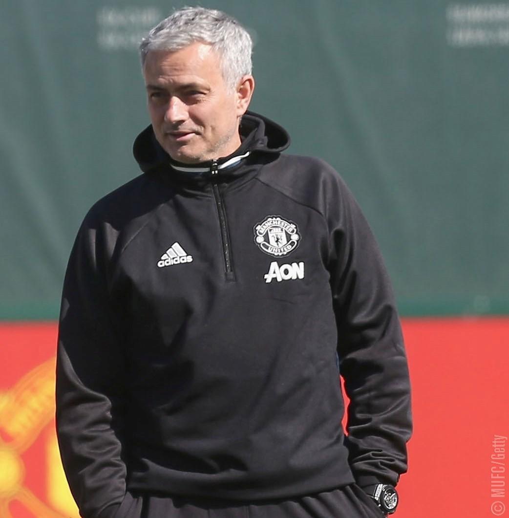Jose Mourinho reveals #MUFC's extra preparation work ahead of the derb...