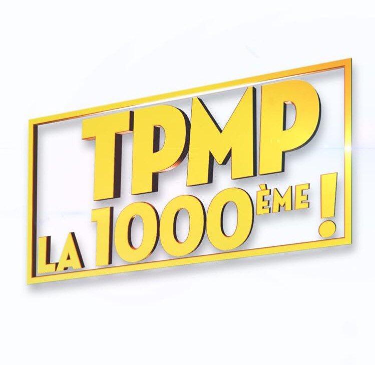 #TPMP1000 https://t.co/kyrzMuMS6t