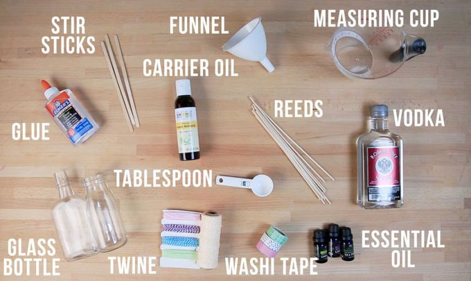 Make Your Home Smell Heavenly With DIY Essential Oil Diffusers