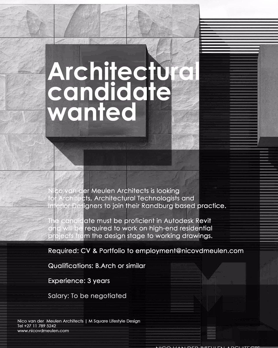 Nico van der Meulen on Twitter Were hiring hiring epic