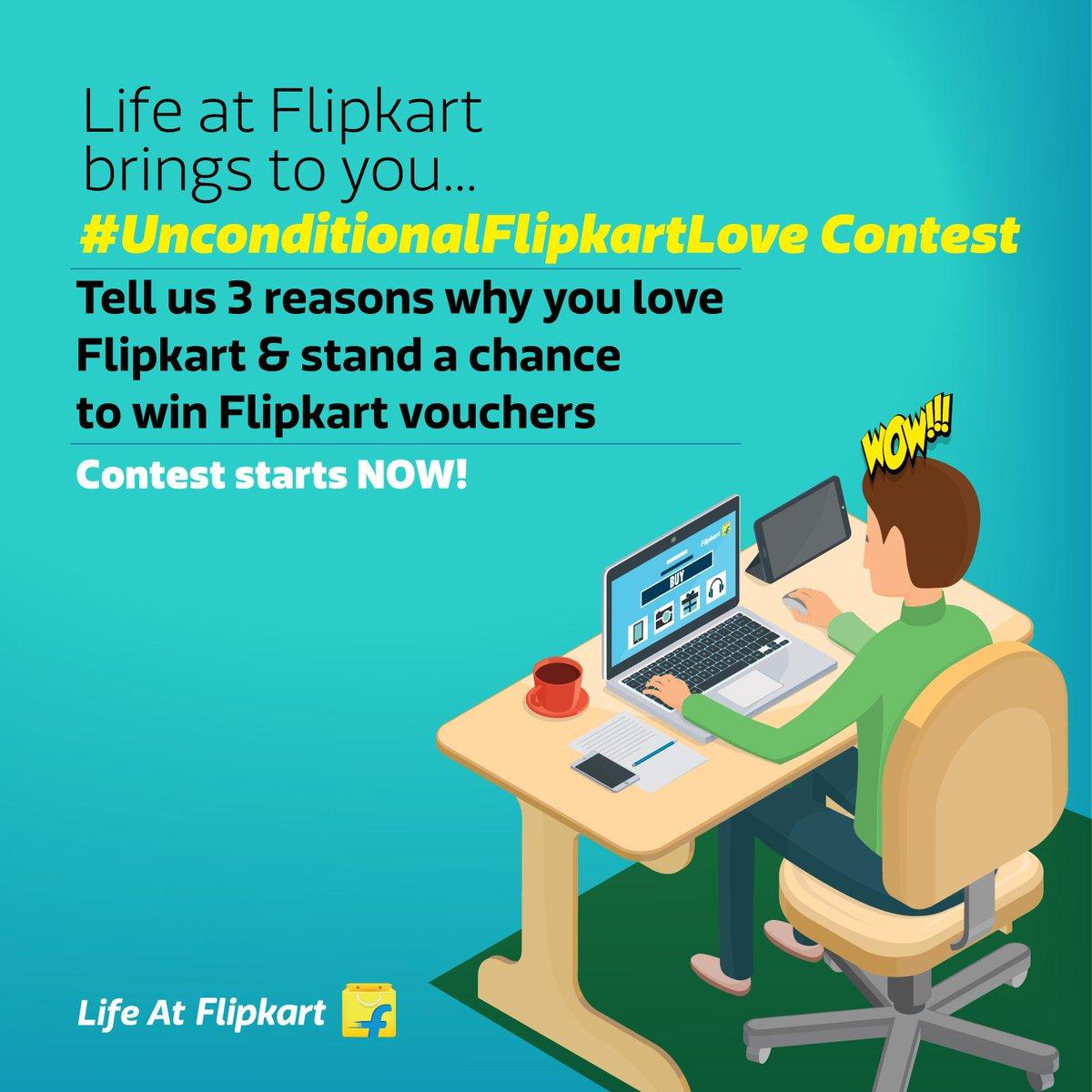 Life At Flipkart on Twitter: