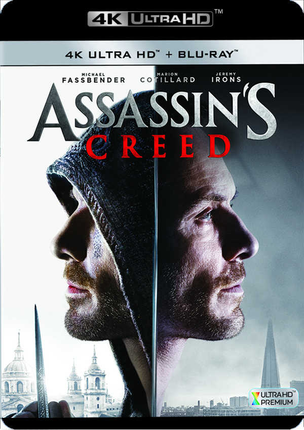 ¡¡Por finnnnn!! Ya disponible #AssassinsCreed #dvd #bluray #4k #UHD. ¡No te la pierdas! bit.ly/2oGMEJf
