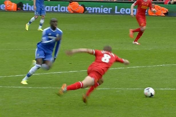 ON THIS DAY: 3 years ago today Steven Gerrard made THAT infamous slip!...