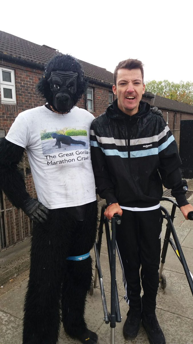 meeting someone with cerebral palsy