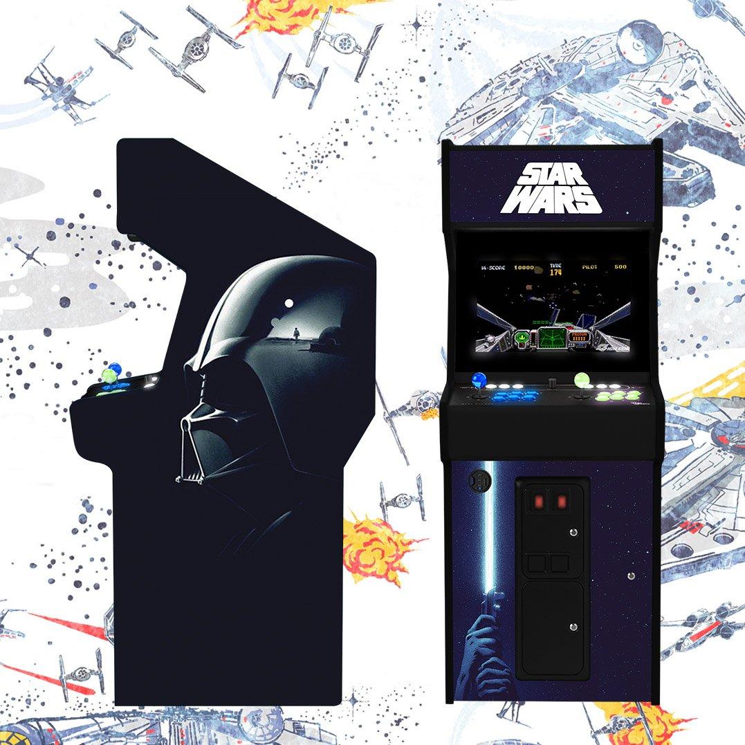 Star Wars Cabinet Neo Legend Store Neolegendparis Twitter