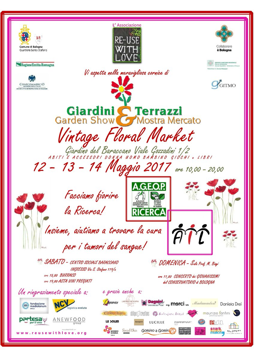 francesca testoni (@francitestoni) | twitter - Giardini E Terrazzi Garden Show Mostra Mercato