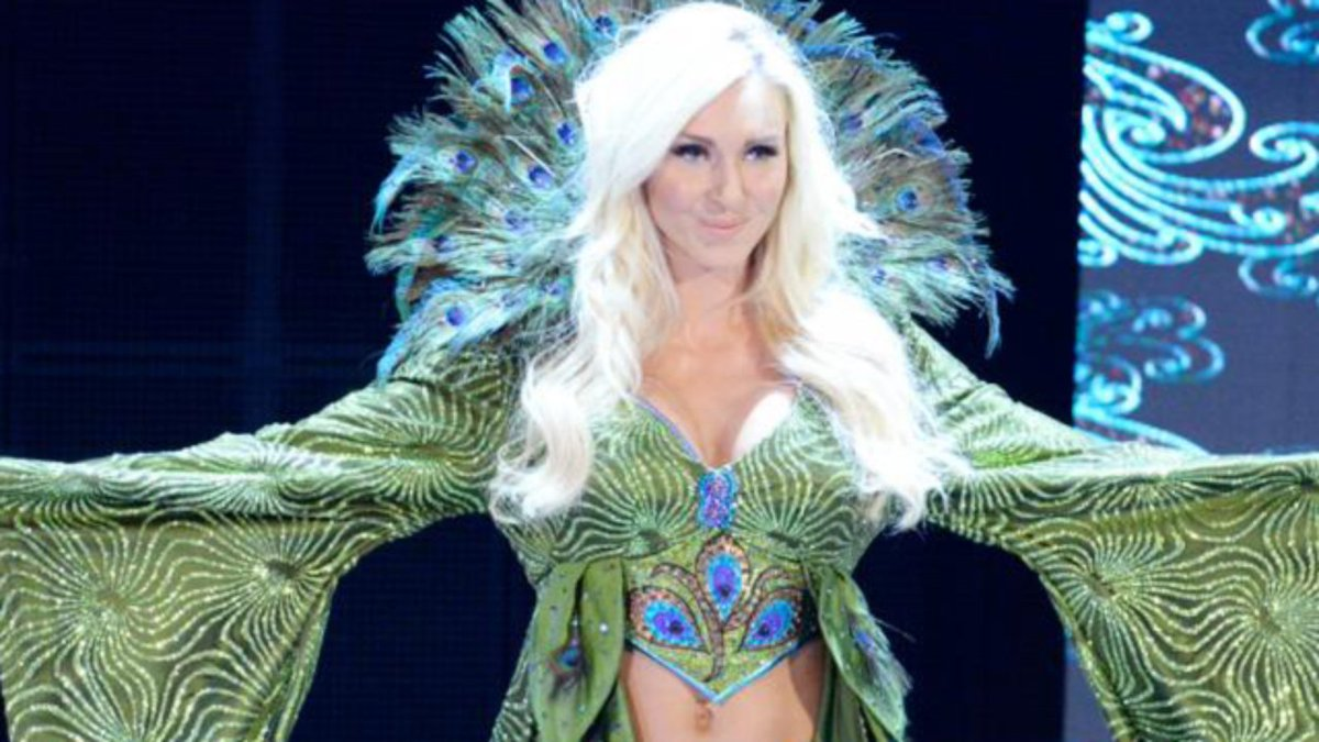 """comicbook now! on twitter: """"charlotte flair allegedly the victim of"""