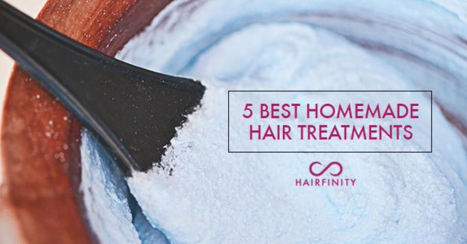 5 Homemade Hair Treatments : Olive Oil, Protein, and More