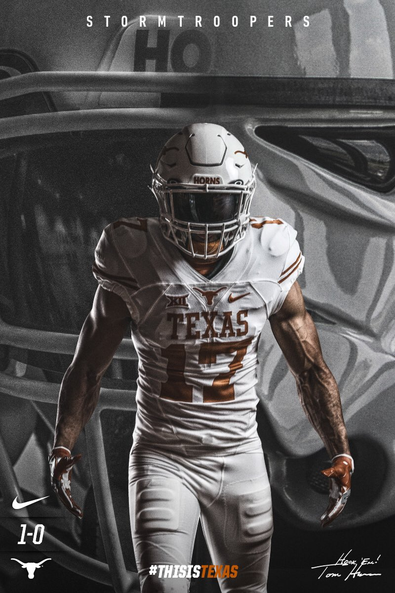 newest collection f3f30 10f26 Texas Football on Twitter: