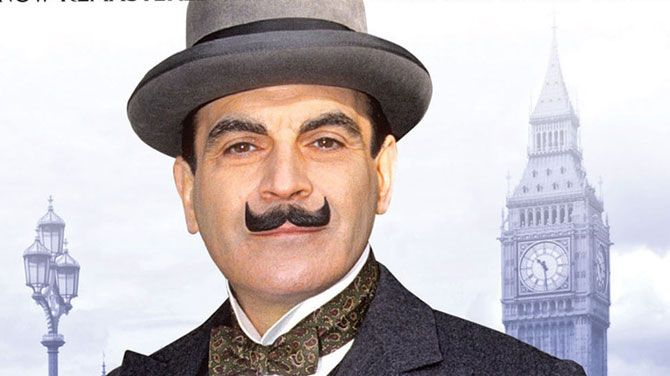 Happy Birthday to the ultimate Poirot!