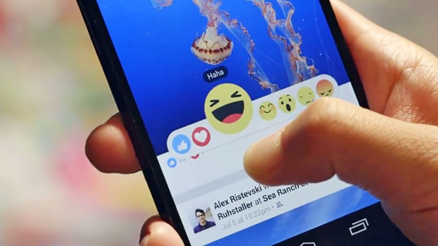 Commenti Facebook con Reaction