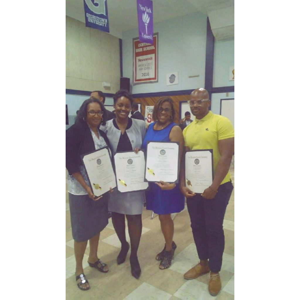 """suitlandhigh on twitter \""""congrats to ms carter, dr whitmyer, mssuitlandhigh"""