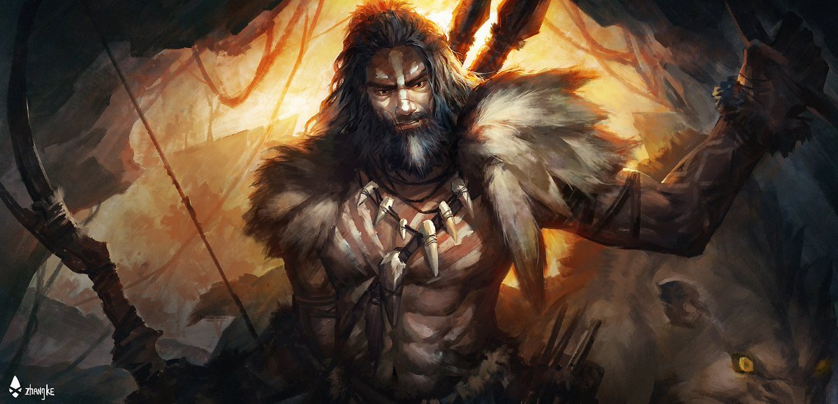 Far Cry 6 On Twitter Takkar Looks So Fearsome Fantastic Far Cry Primal Artwork By Magicskull Source Https T Co Kosbbejoh2