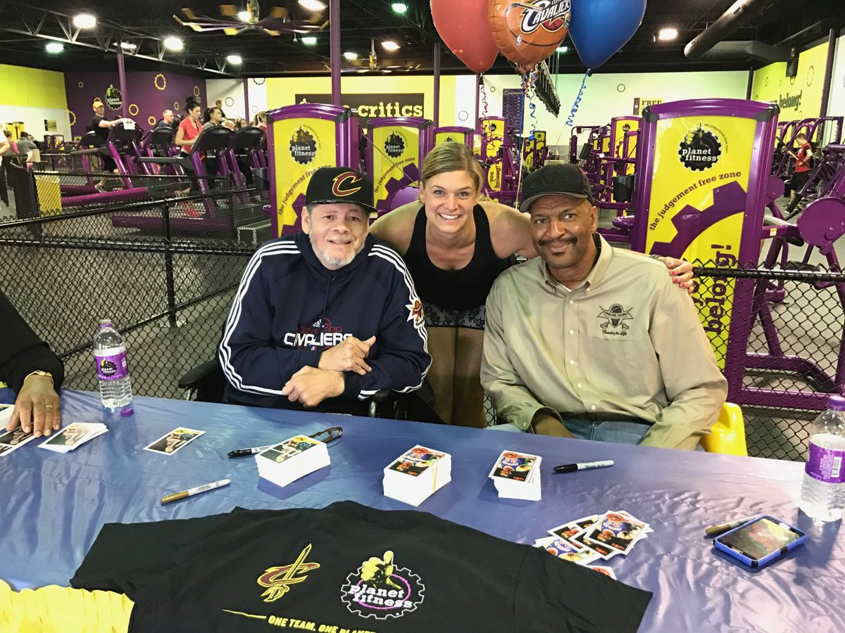 Cleveland Cavaliers On Twitter Cavaliers Legends Are Making Another Stop At Planetfitness Tonight Meet Barry Clemens Mrcavalier34 Today From 4 6 Pm In Strongsville Https T Co Esxbfq7hik
