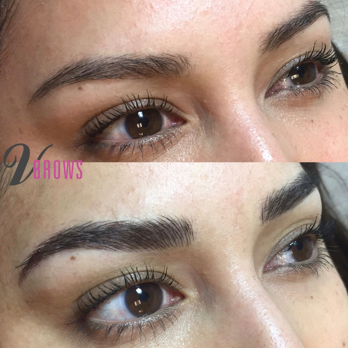 V Brows on Twitter: