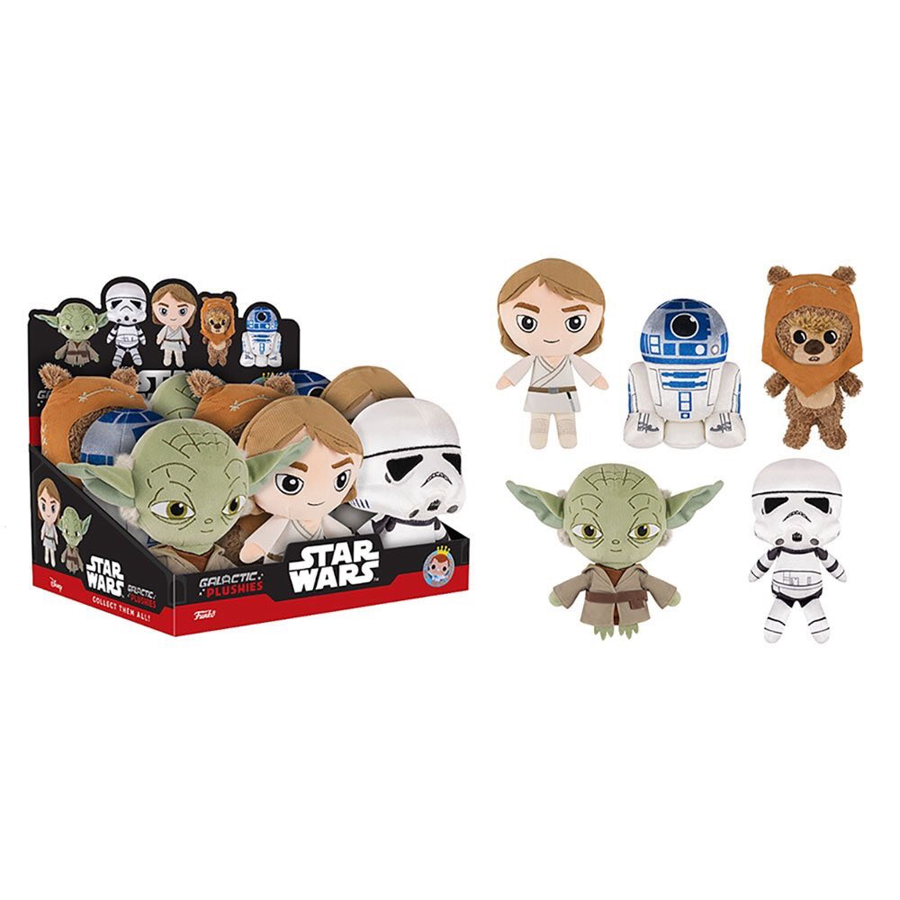 5afd2731bb0 Star Wars Plush History - Funko Funatic