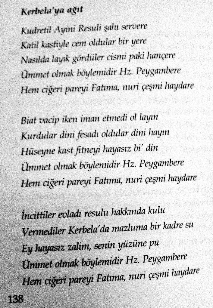 Murad çobanoğlu On Twitter Muradi Mahlası Ile şiirler Yazan