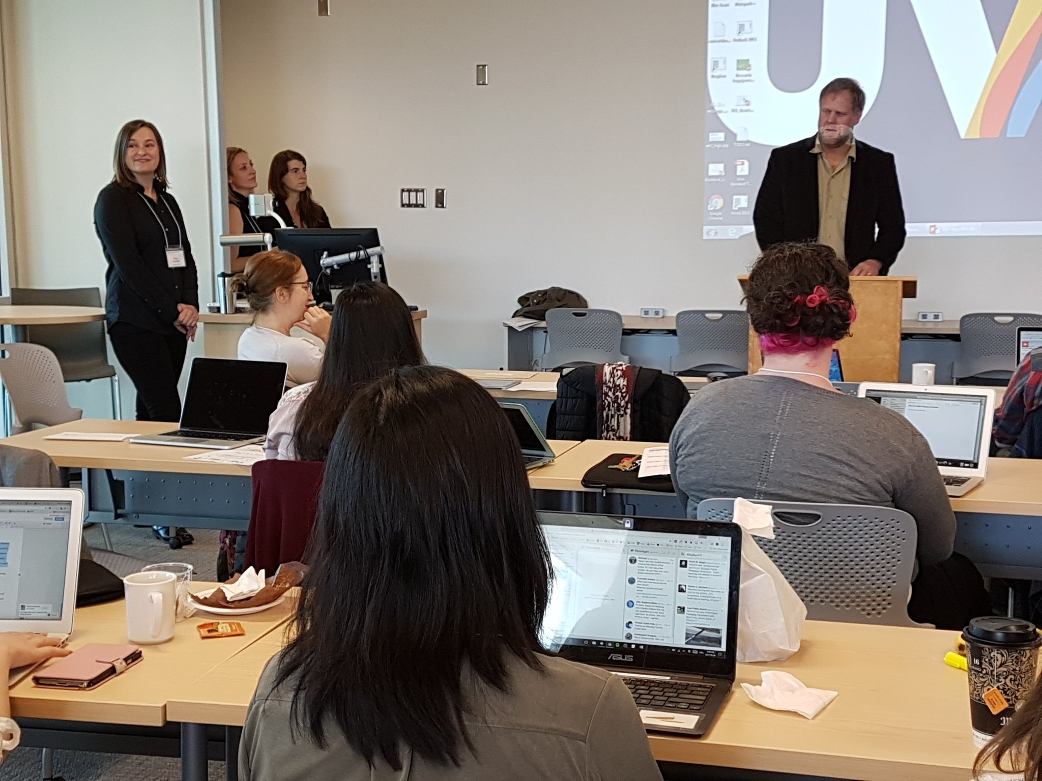 launching new digital pedagogy space @UVicLib with #digsym17 symposium, a collaboration w/@DHIL_SFU @uvic @sfu @SSHRC_CRSH https://t.co/vjQwu0bidW