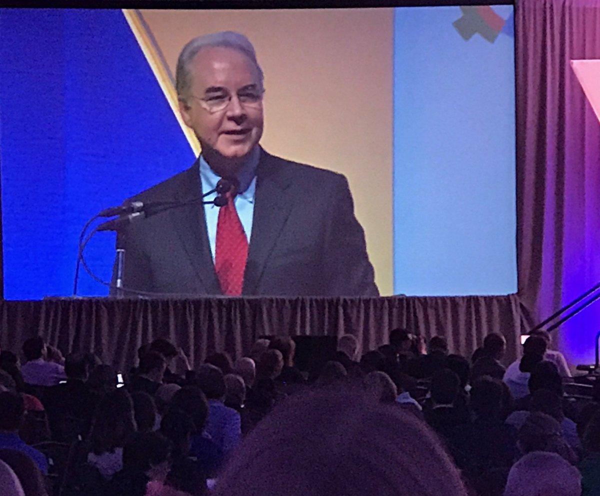 .@SecPriceMD Making #HealthIT work for clinicians and promoting Heath...