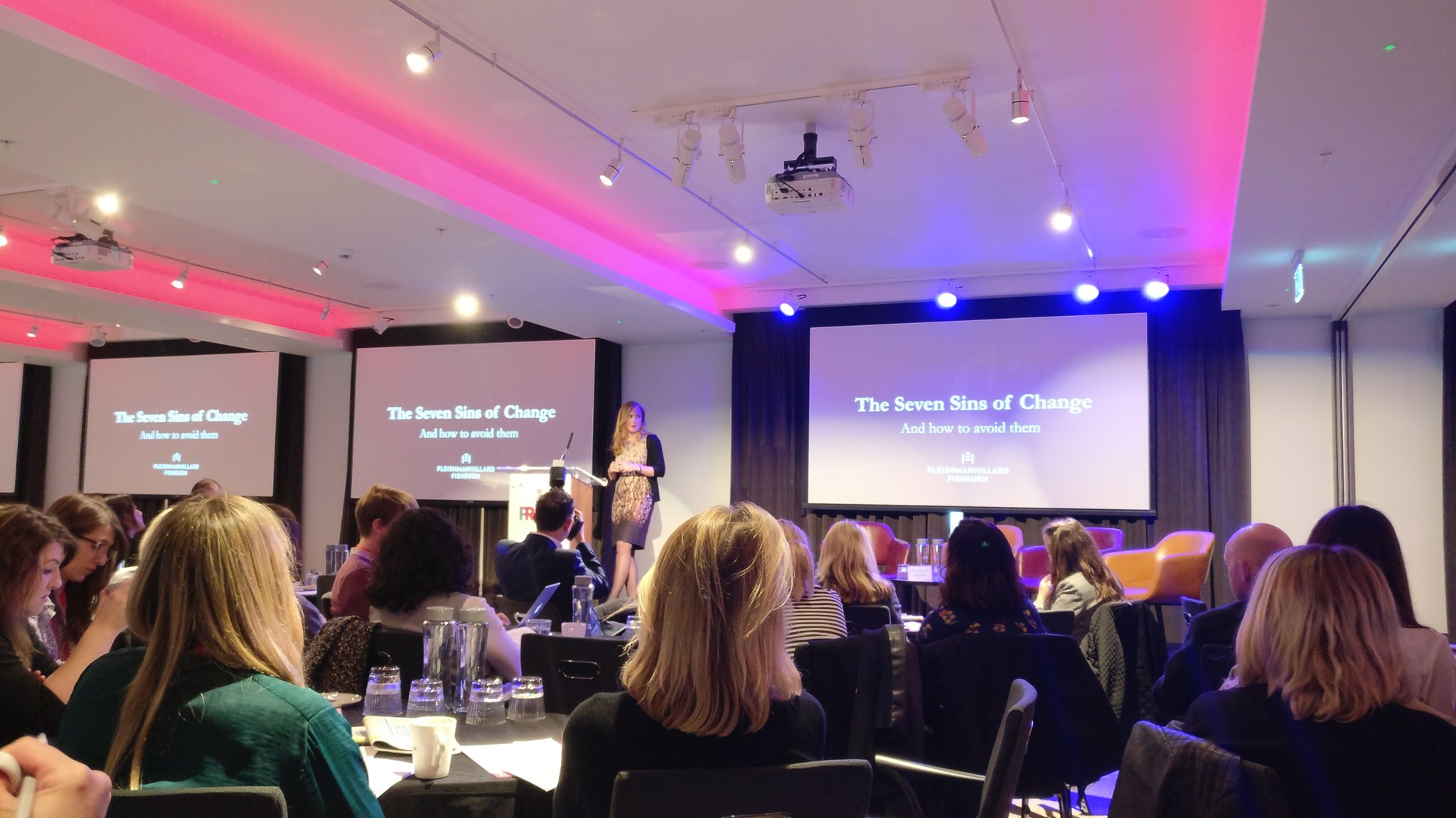 RT @FHFLondon: Ali Gee now taking the stage for a keynote session at #PR360 https://t.co/ObWq8vRsCh