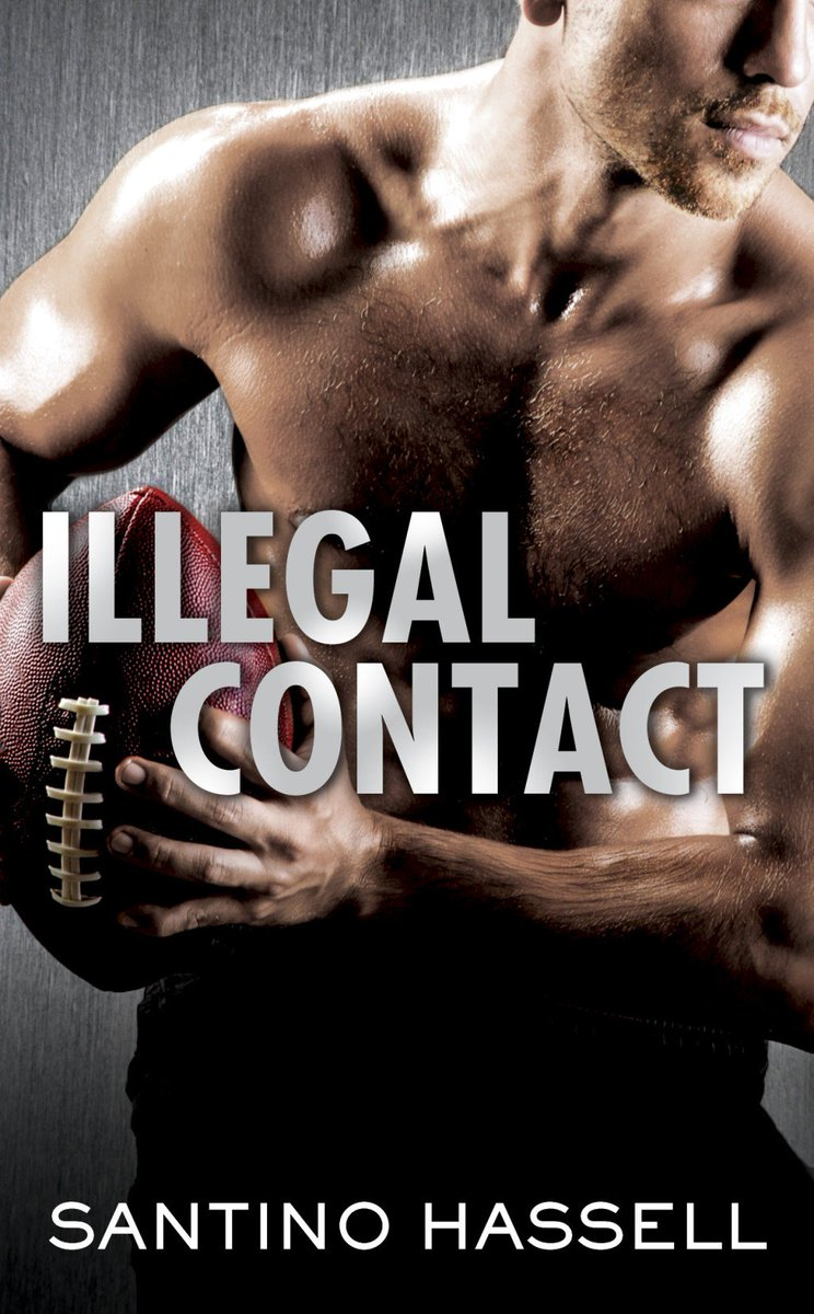 Cover Reveal: Illegal Contact by SantinoHassell https://t.co/GxWi31eAp5 https://t.co/5VndRGdltz