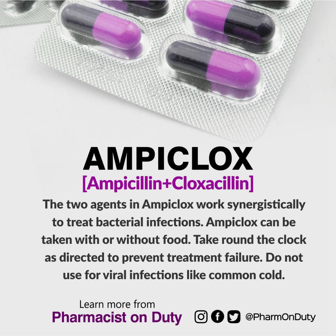 gafacom - ampiclox