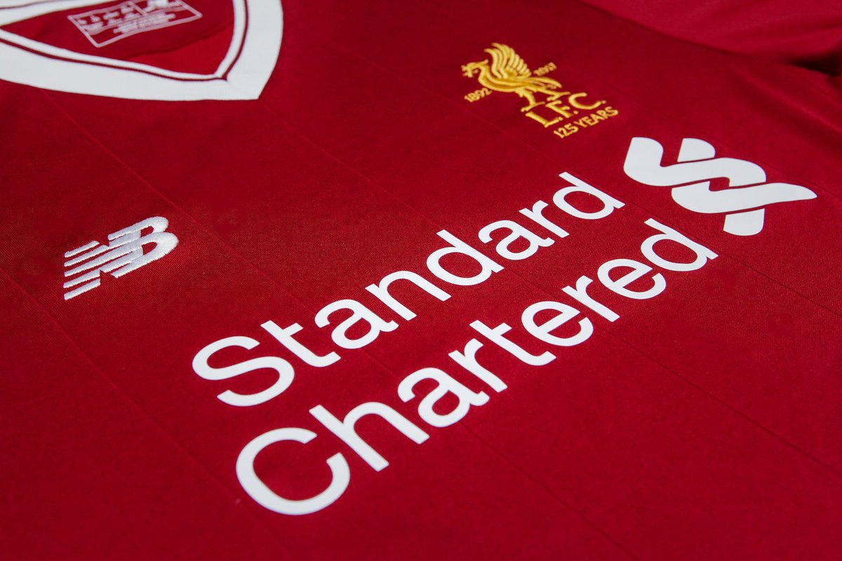 7af701f01 Here it is – our 2017 18 home kit. Secure yours for Friday 19 May   http   www.liverpoolfc.com store pic.twitter.com PrK5AuI9uz