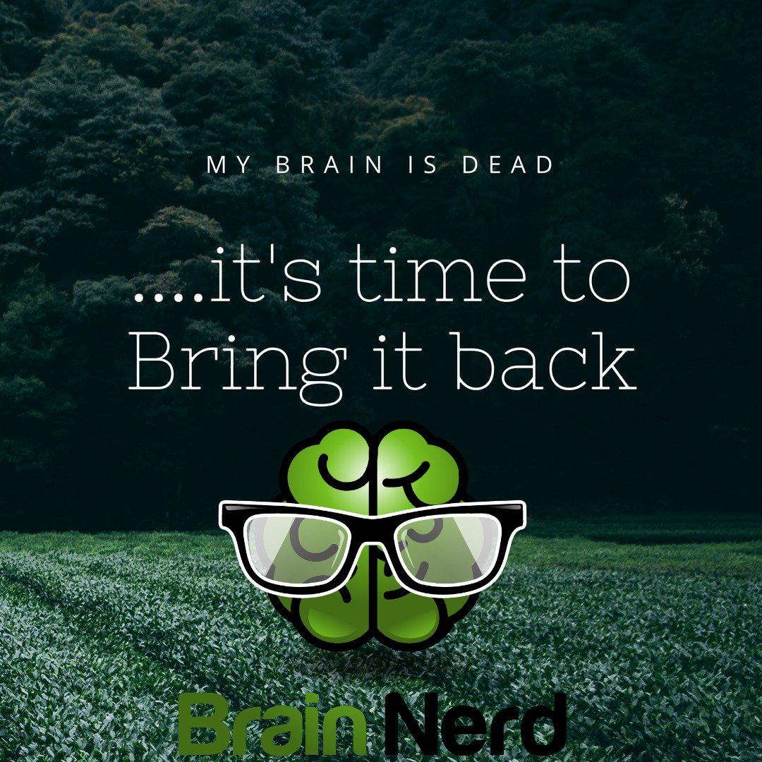 Brain Nerd on Twitter: