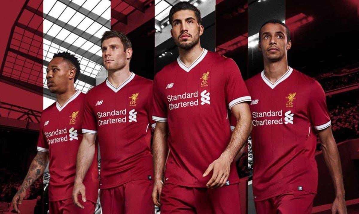 El Liverpool festejará sus 125 años con nuevo escudo