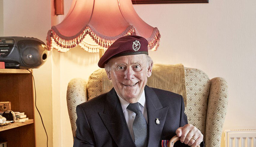 Read the story of Reg, who joined the Army in 1944 and later served in...