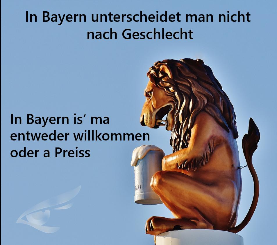 Dampfnudelprinzip On Twitter In Bayern Unterscheidet Man