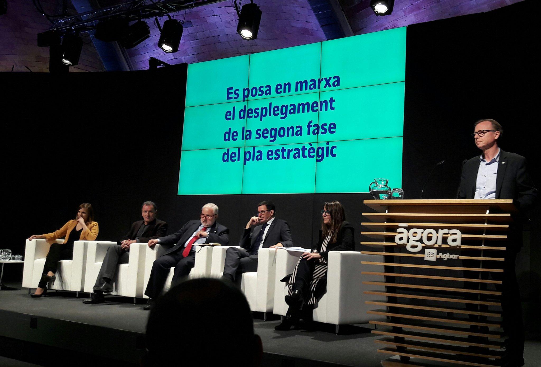 Thumbnail for Es posa en marxa el desplegament de la segona fase del Pla Estratègic (2017-2020)
